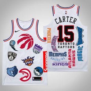 Atlanta Hawks Vince Carter Jersey